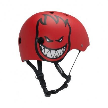Pro Tec Spitfire Skateboard Helmet Side