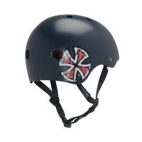 Protec - Independent Collab Skate Helmet Gunmetal