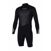 Mystic - Star 3/2 Longarm Shorty Wetsuit Black