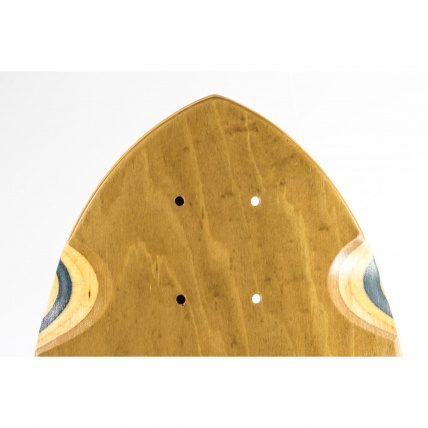 Roots Industries Fish Longboard Deck Nose