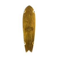 Roots Longboards - Fish Longboard Deck