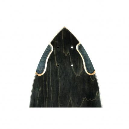 Roots Longboards Sabre Longboard Deck Nose