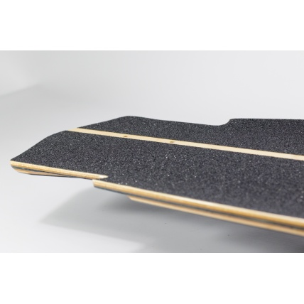Roots Longboards Sabre Longboard Deck Top Tail