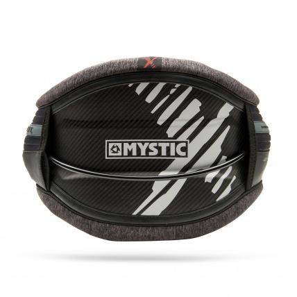 Mystic Majestic X Black Waist Harness back