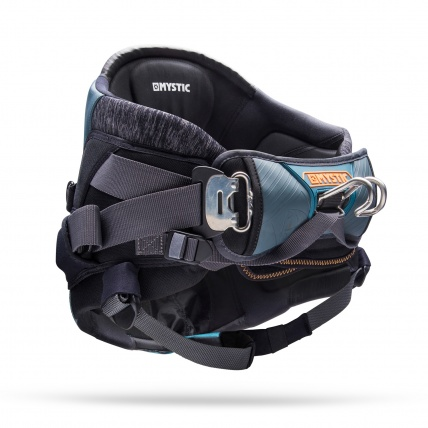 Mystic Aviator Seat Harness in Teal front