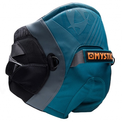 Mystic Aviator Seat Harness in Teal back