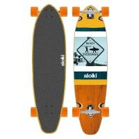 Aloiki - Carving Kicktail Beach Longboard