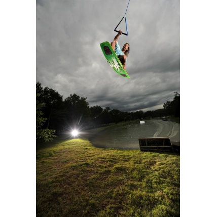 Hyperlite Union Cable Wakeboard 2017 in use