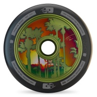 Lucky Scooters - Tanner Fox 110mm Scooter Wheel Green
