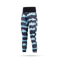 Mystic - Dazzled Womens Rash Lycra Pants in Mint