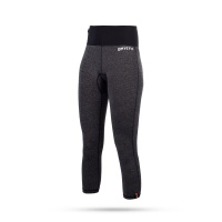 Mystic - Dazzled Womens Rash Lycra Pants in Black Grey