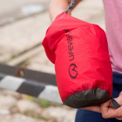 Life Venture Ultralight Dry Bag 2 Litres Action 2