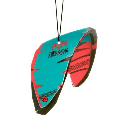 Fresh Kitesurfing Sea Blue Car Freshener