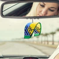 Fresh Kitesurfing - Kite Car Air Freshener