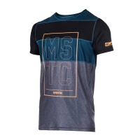 Mystic - Drip SS Quick Dry T-Shirt Rash Vest in Orange
