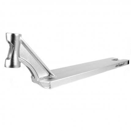 Elite 5.0 Deck in Silver