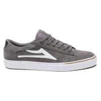 Lakai - Ellis in Grey and White Suede