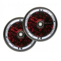 Root Industries - Air Wheel 110mm Red Splatter