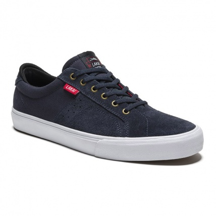 Lakai Flaco x Chocolate Midnight Suede Skate Shoe