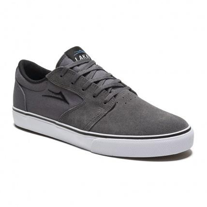 Lakai Fura Skate Shoes in Cement