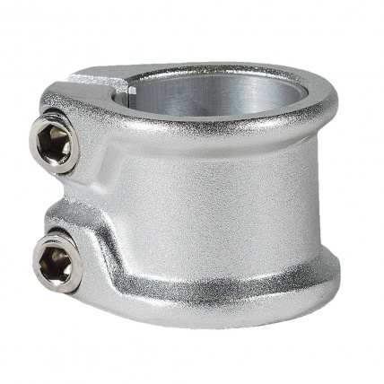 District HT-Series HTDC15 Double Clamp in Polar