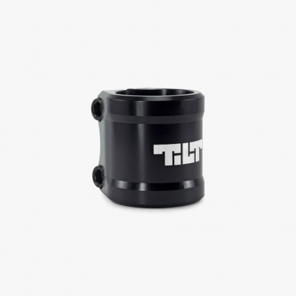 Tilt ARC Double Scooter Clamp in Black