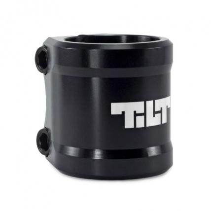 Black Tilt ARC Double Scooter Clamp