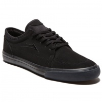 Lakai - Madison in Black on Black Nubuck