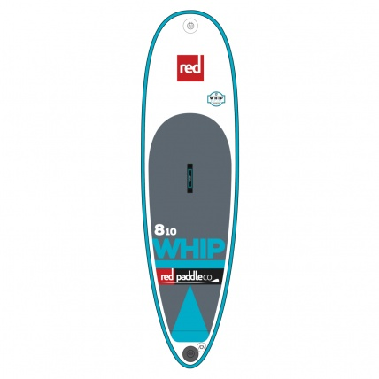 Red Paddle Co Whip Eight Ten MSL Surf iSUP