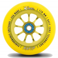 River Wheel Co - Rapid Sunrise Pro Scooter Wheel 110mm