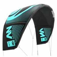 Liquid Force Kites - NV Ltd Edition Black Kites