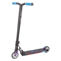Grit Scooters - Elite Satin Black Colour Chrome Scooter