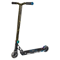 Grit Scooters - Elite Grey Gold Quake Scooter