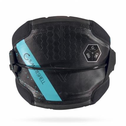 Brunotti Smartshell Kitesurf Waist Harness in Black back