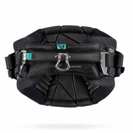 Brunotti Smartshell Kitesurf Waist Harness in Black front