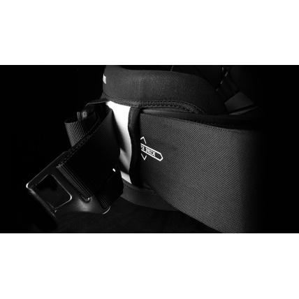 Brunotti Smartshell Kitesurf Waist Harness in Black close up