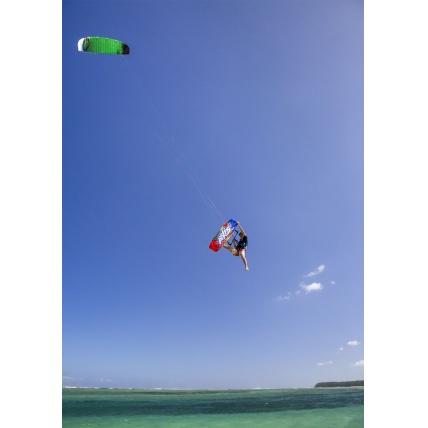 Ozone Hyperlink V1 Foil Kite Freestyle