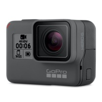 GoPro - Hero6 Black Action Camera