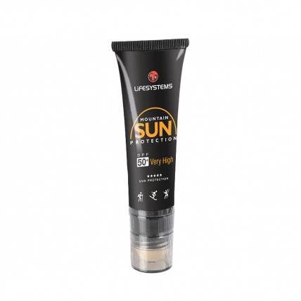 Lifesystems Mountain Sun Protection SPF50 Cream & LipBalm