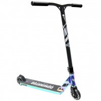 Dominator - Airborne Scooter in Neochrome and Black