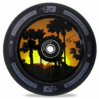 Lucky Scooters - Tanner Fox 110mm Scooter Wheel Black