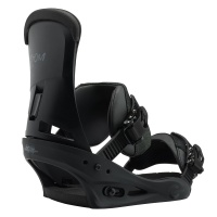 Burton - Custom Snowboard Bindings in Matte Black