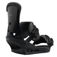 Burton - Custom Snowboard Bindings in Matte Black