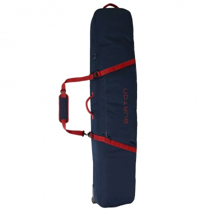 Burton Wheelie Gig Travel Snowboard Bag in Eclipse