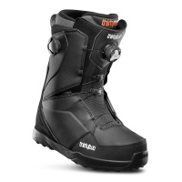 Thirty Two - Lashed Double Boa Black Mens Snowboard Boots