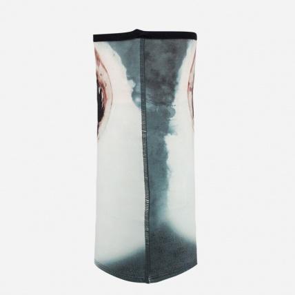 Airhole Airtube ERGO Drytech Facemask in Shark design back