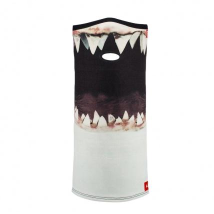 Airhole Airtube ERGO Drytech Facemask in Shark design