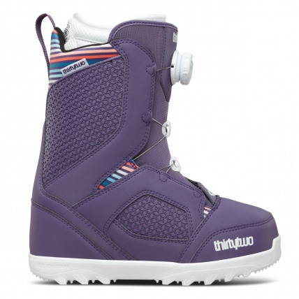 Thirty Two STW Boa Womens Purple Snowboard Boots