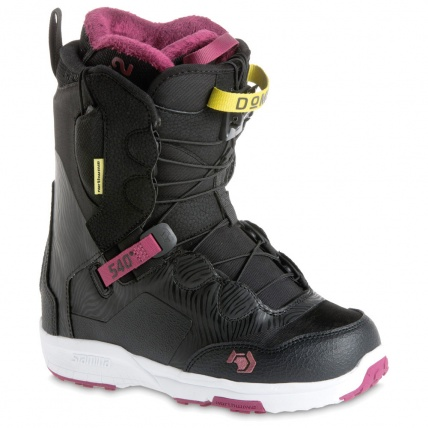 Northwave Domino SL Black Womens Snowboard Boots