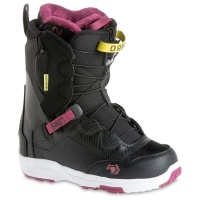 Northwave - Domino SL Black Womens Snowboard Boots